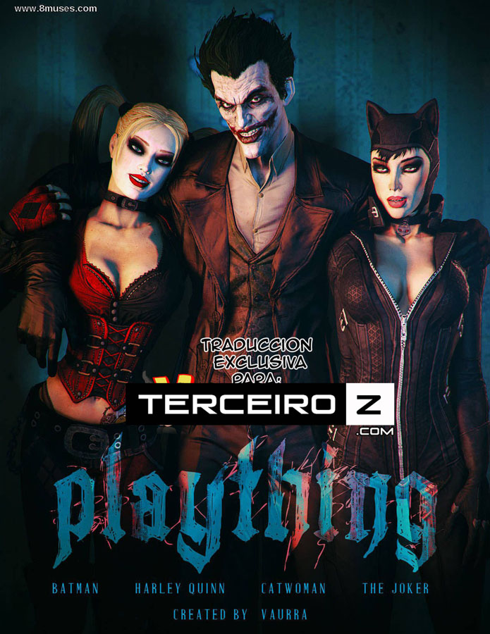 Plaything- Batman Erótico