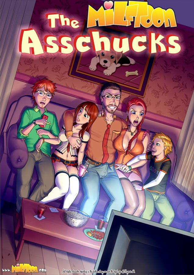 The Asschucks- Milftoon