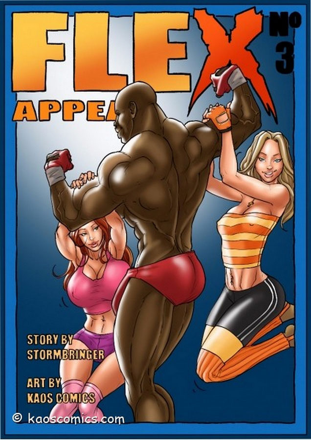 Flex Appeal 3- Kaos Interracial