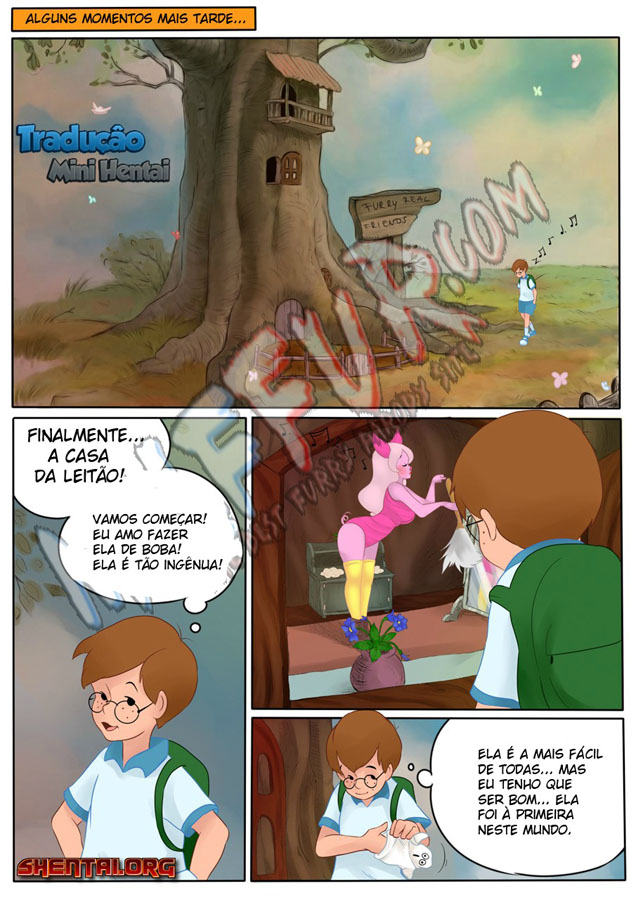 Winny The Pop 2- HQ Comics