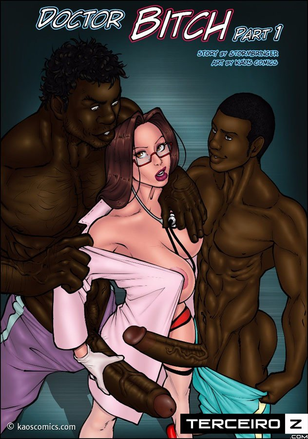 Doctor Bitch – Interracial