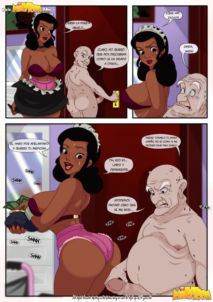 The Milftoons 2– HQ Milftoon