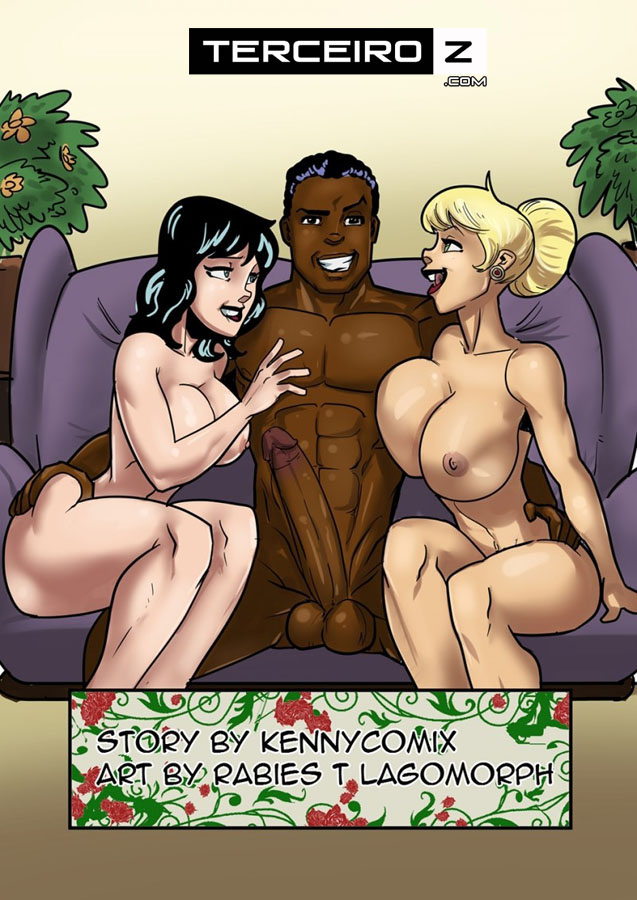 Betty e Verônica – Pornô Interracial