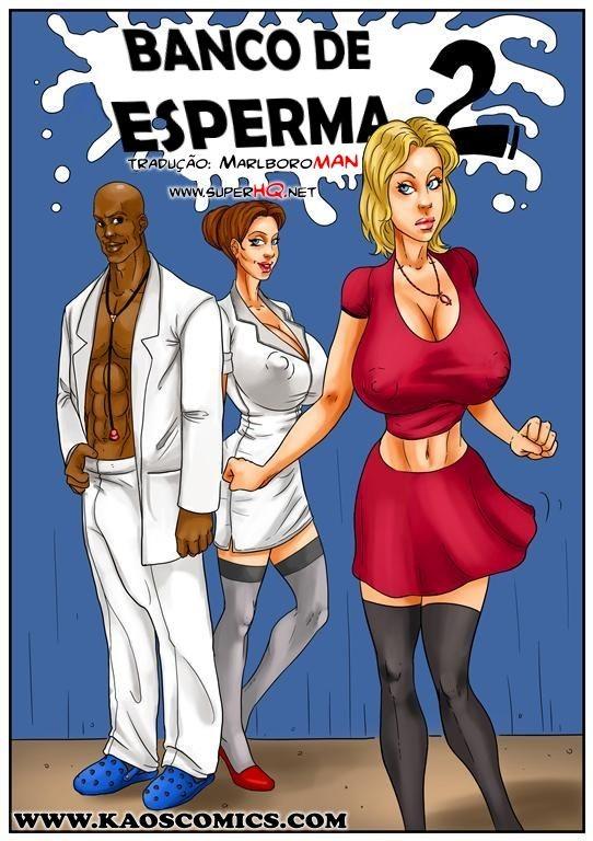 Banco de Esperma 2 – Interracial Comics