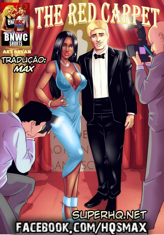 The Red Carpet – Interracial