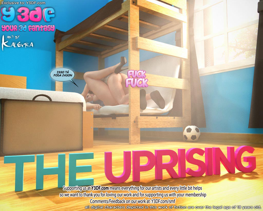 The Uprising – Comix Y3DF