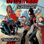 Miss Marvel Spiderman – Quadrinhos Eróticos