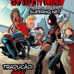 Miss Marvel Spiderman – Quadrinhos Eróticos