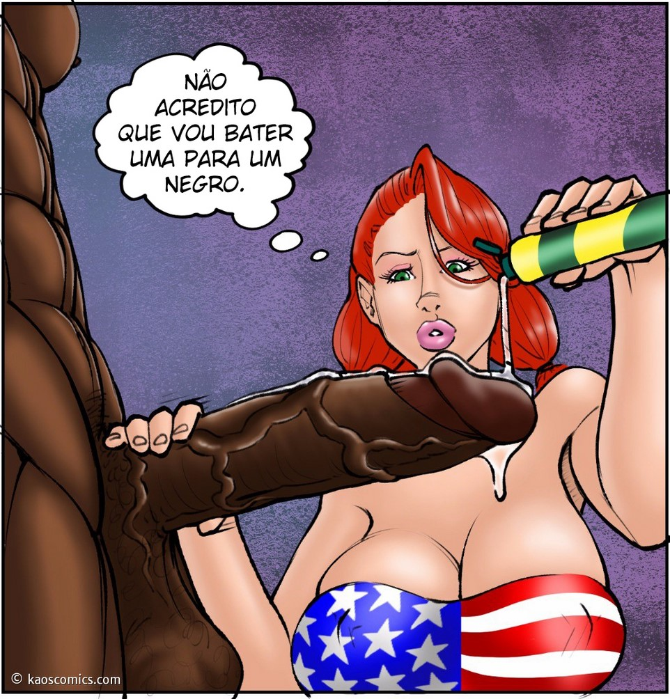 The Flag Girls (115 paginas)– HQ Interracial