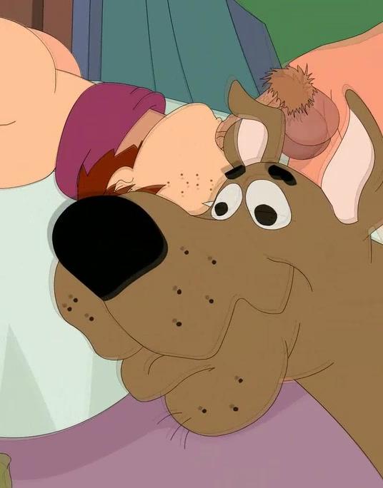 Scooby-Doo Suruba gostosa com a Velma