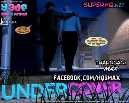 Undercover (60 paginas) – Comix Y3DF