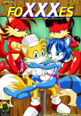 FoXXXes (Sonic the Hedgehog, Star Fox) (Spanish) – Palcomix