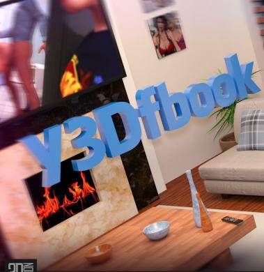 Y3DFBOOK – Quadrinhos Eróticos 3D