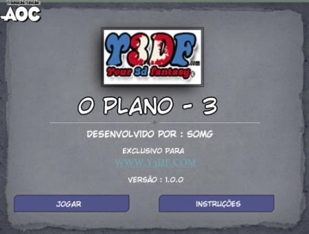 The Plan 3 part. 1 – Y3DF