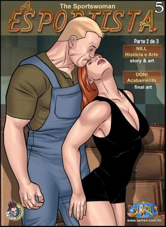 A Esportista 5 – Parte 2 – Quadrinhos Eróticos