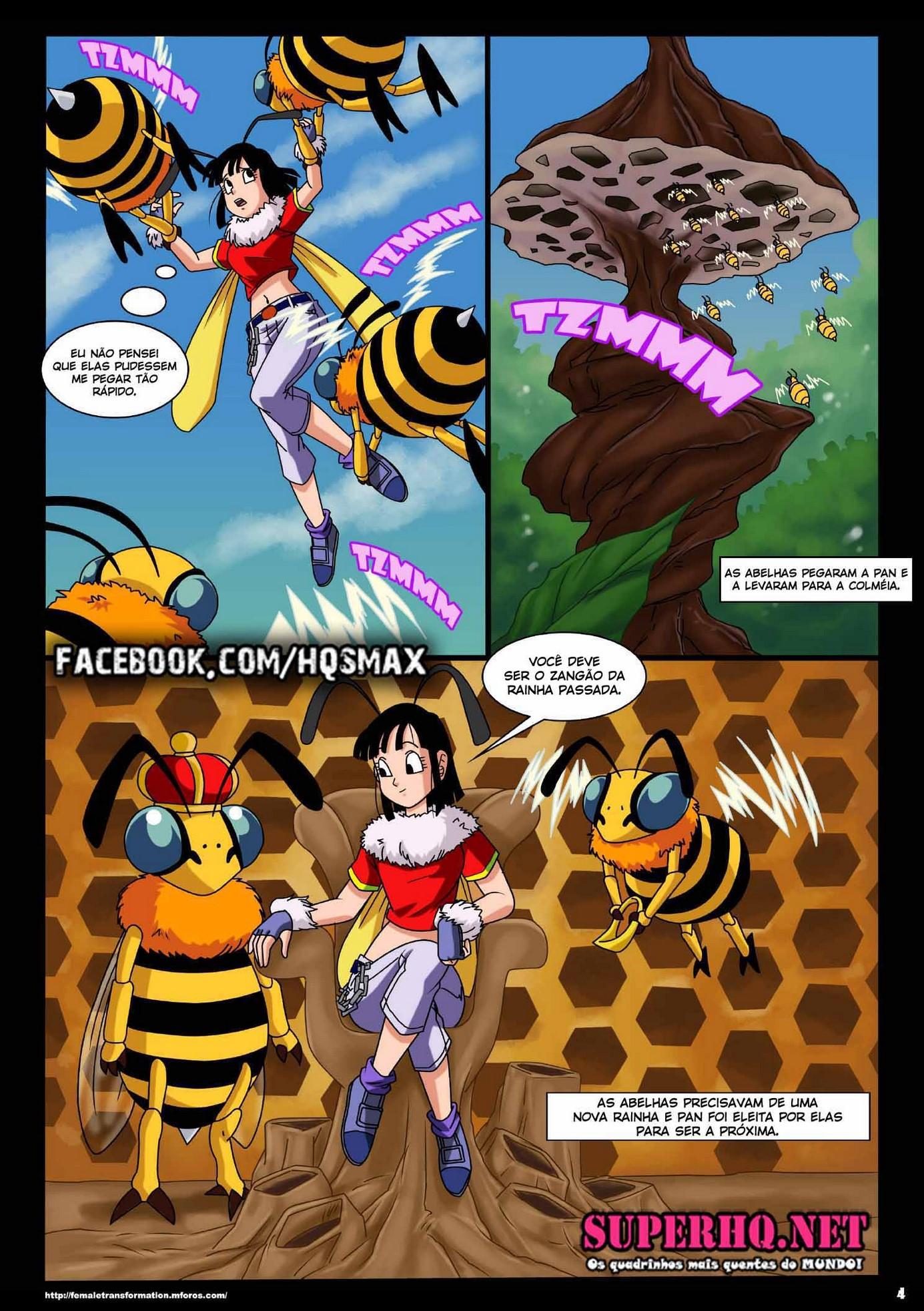Queen bee hentai