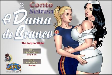 A Dama de Branco 2 – Conto Erótico