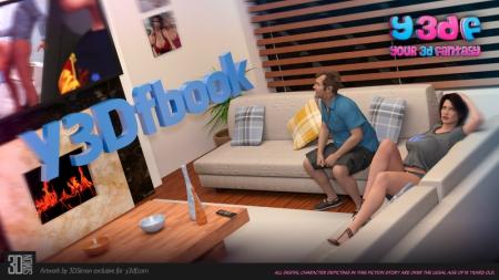 Y3DFBOOK Completo! – Eróticos 3D