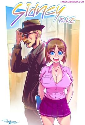 Sidney 02  – Quadrinhos Porno
