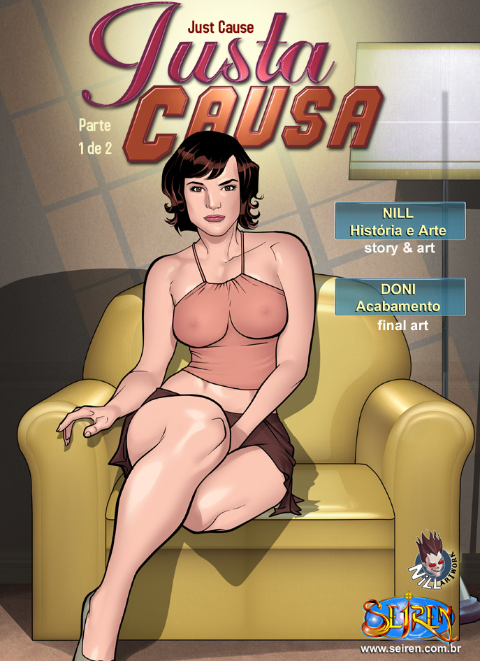 JUSTA CAUSA PART 1- HQ COMICS