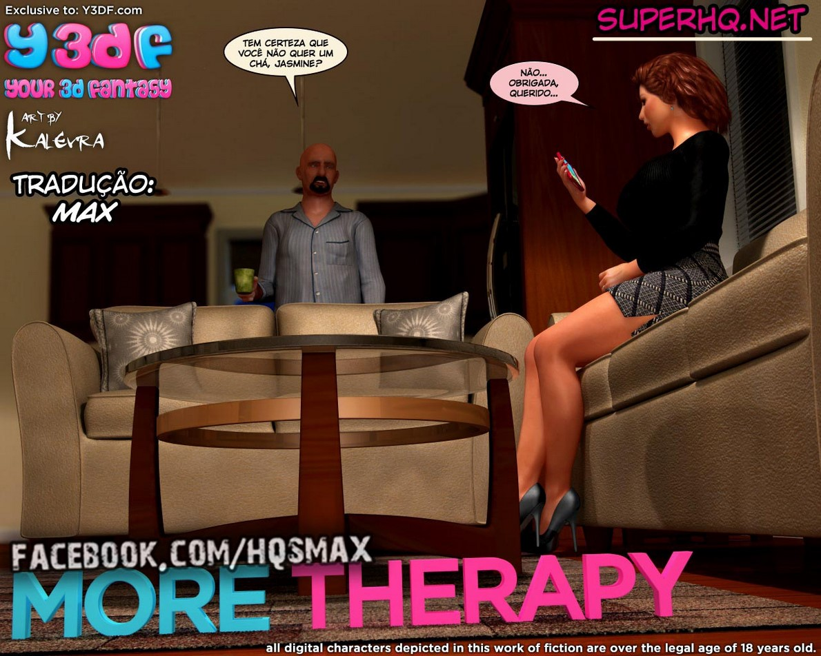 Y3DF – More Therapy