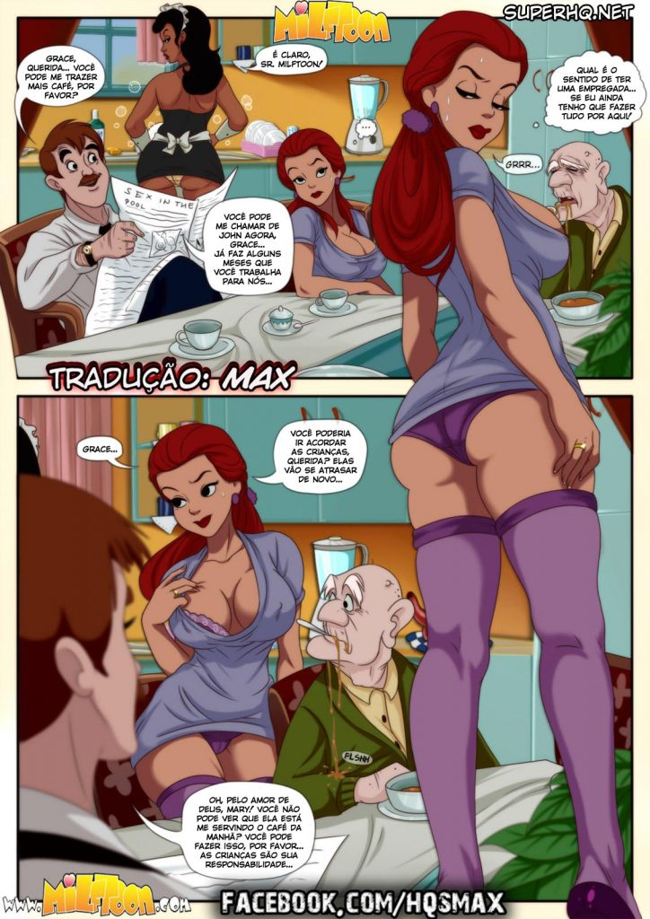Milftoon- The Milftoons 1