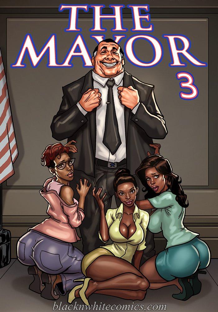 The Mayor 3 [Atualizado]- Interracial