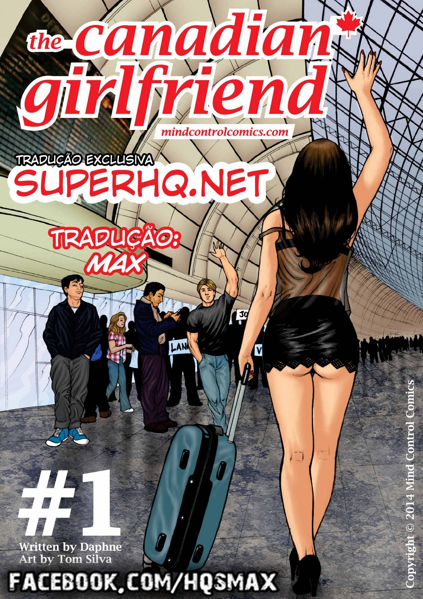 Canadian Girlfriend 1 [MCC COMICS]
