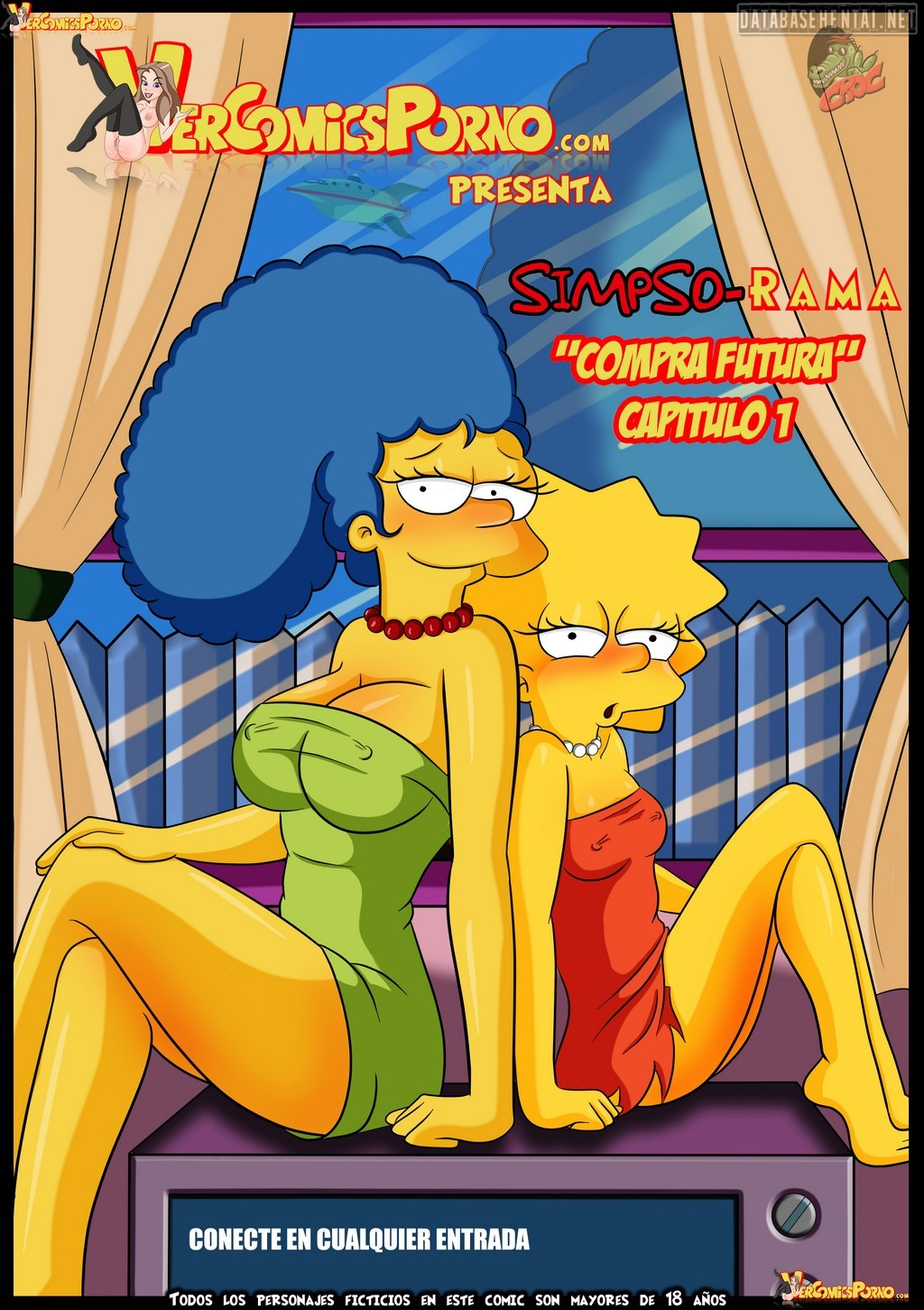 pix the simpsons pron