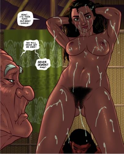 Moan Challenge – Quadrinhos Eróticos
