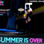 Summer is Over – Y3DF Comics
