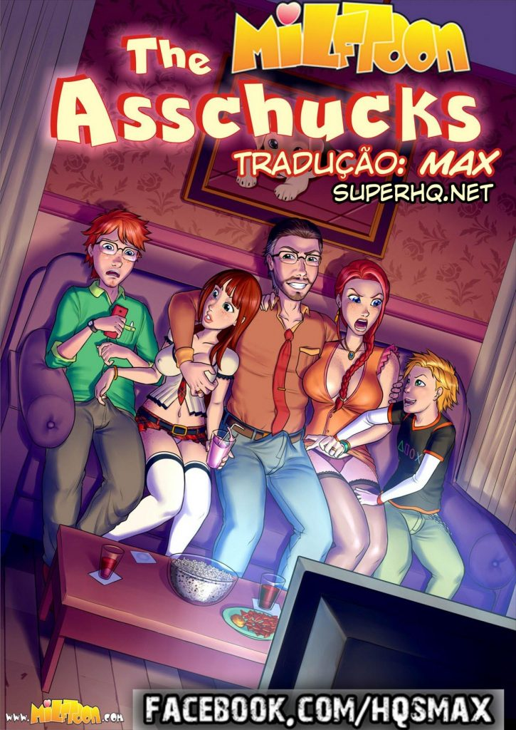 The Asschucks 01 – Milftoon