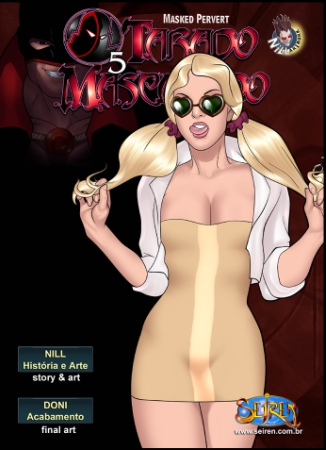 O Tarado Mascarado 5 – Conto Erótico