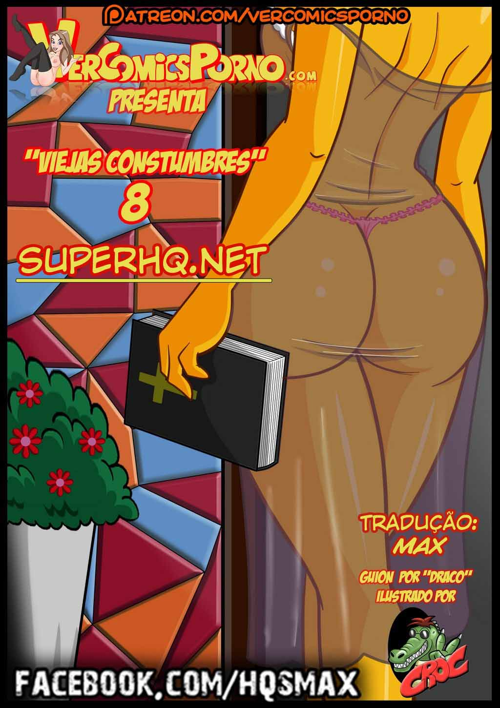 Velhos Costumes 8 [Portugues] – Os Simpsons