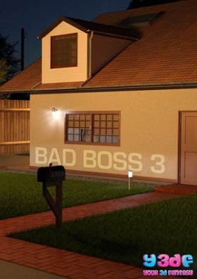 Bad Boss 03 – Y3DF Comics