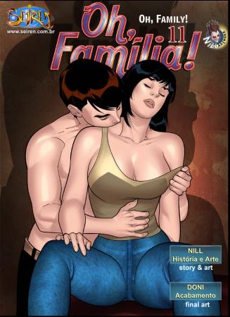 Oh Família! 11 – Quadrinhos Eróticos