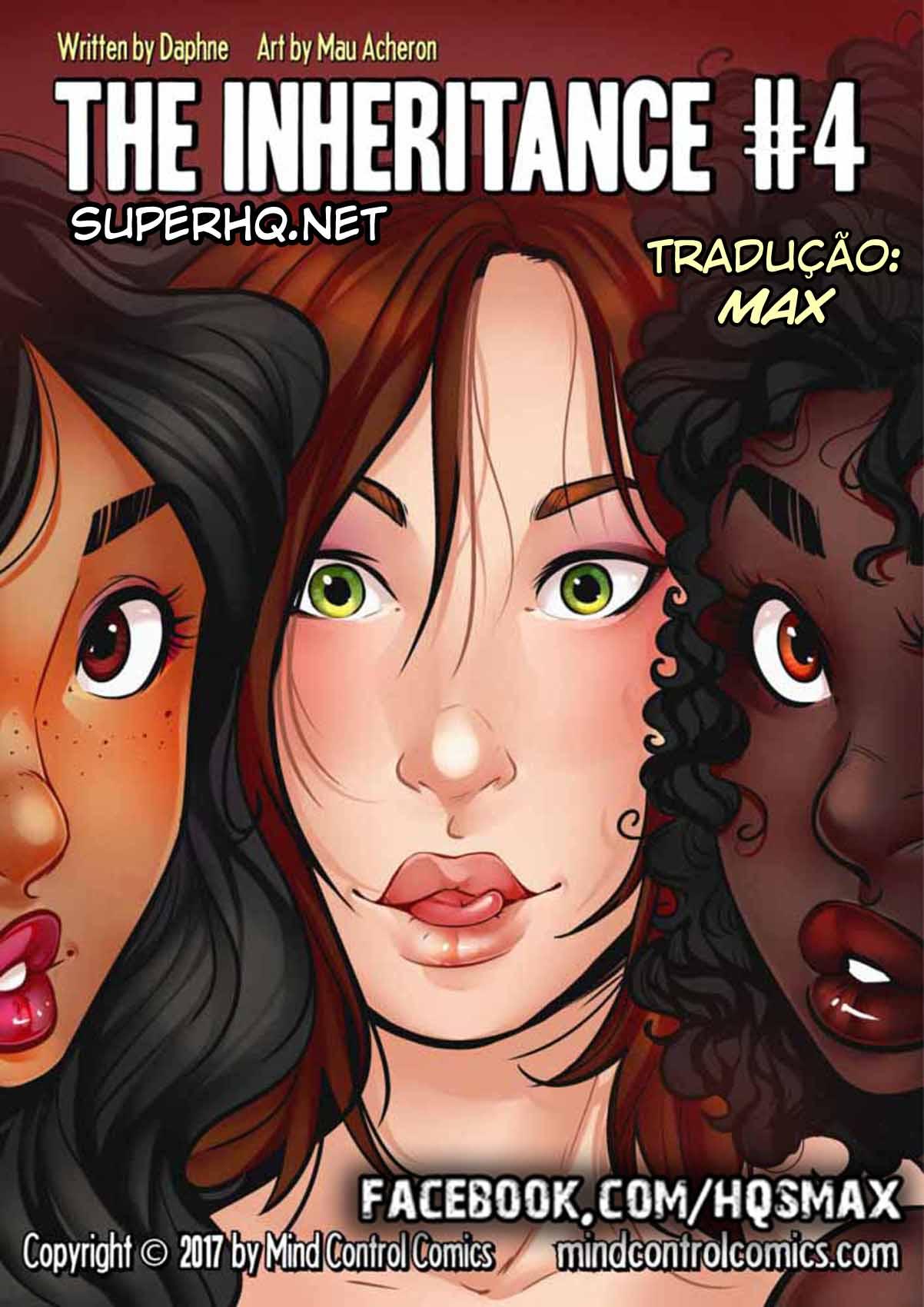 The Inheritance 4 – Quadrinhos Eróticos