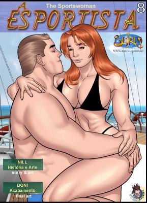 A Esportista 8 – Quadrinhos Eróticos