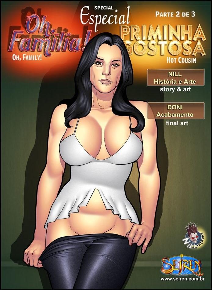 Priminha Gostosa &Oh Família Especial 2