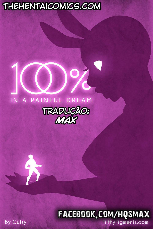 100 Percent 4 – Quadrinhos Eróticos