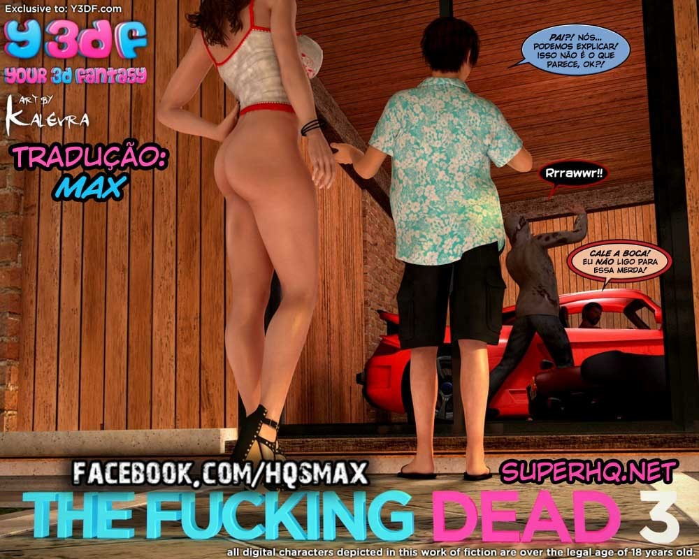 Y3DF – The Fucking Dead 3