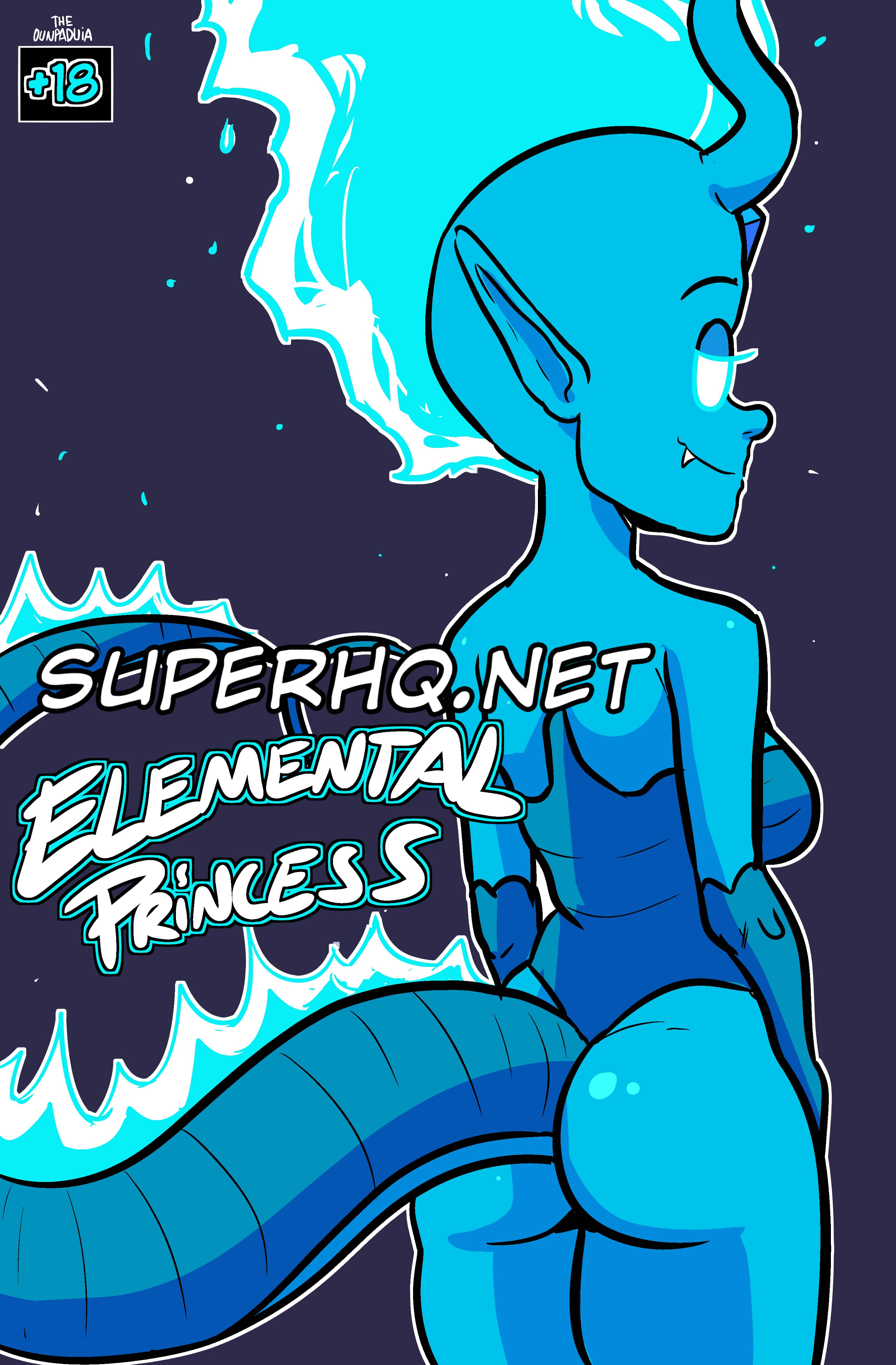 Elemental Princess [Adventure Time]