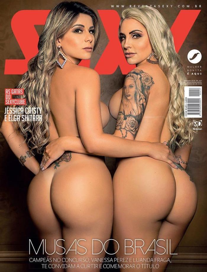 Revista Sexy Janeiro 2018 – Musas do Brasil