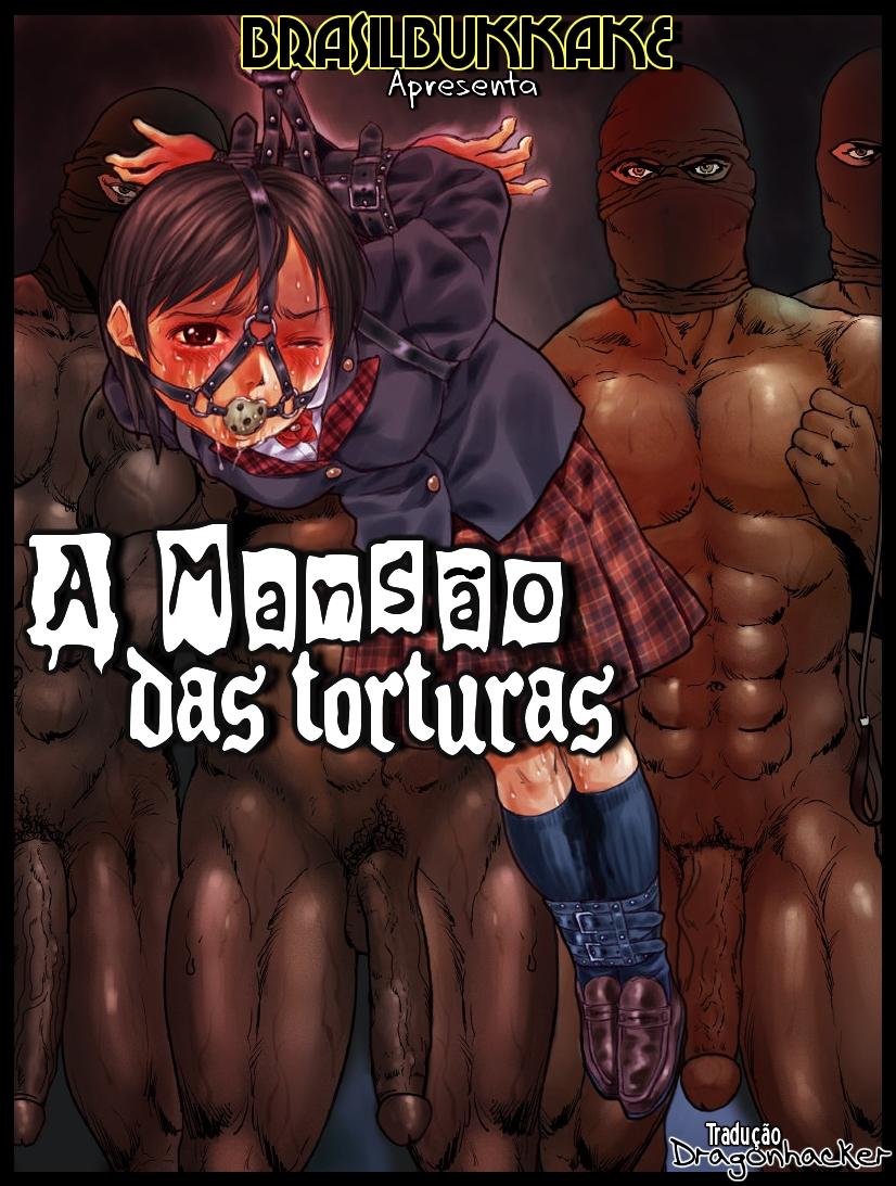 A Mansão das Torturas – Hentai