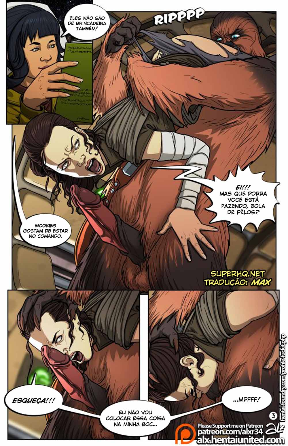 Pictures star wars sex something