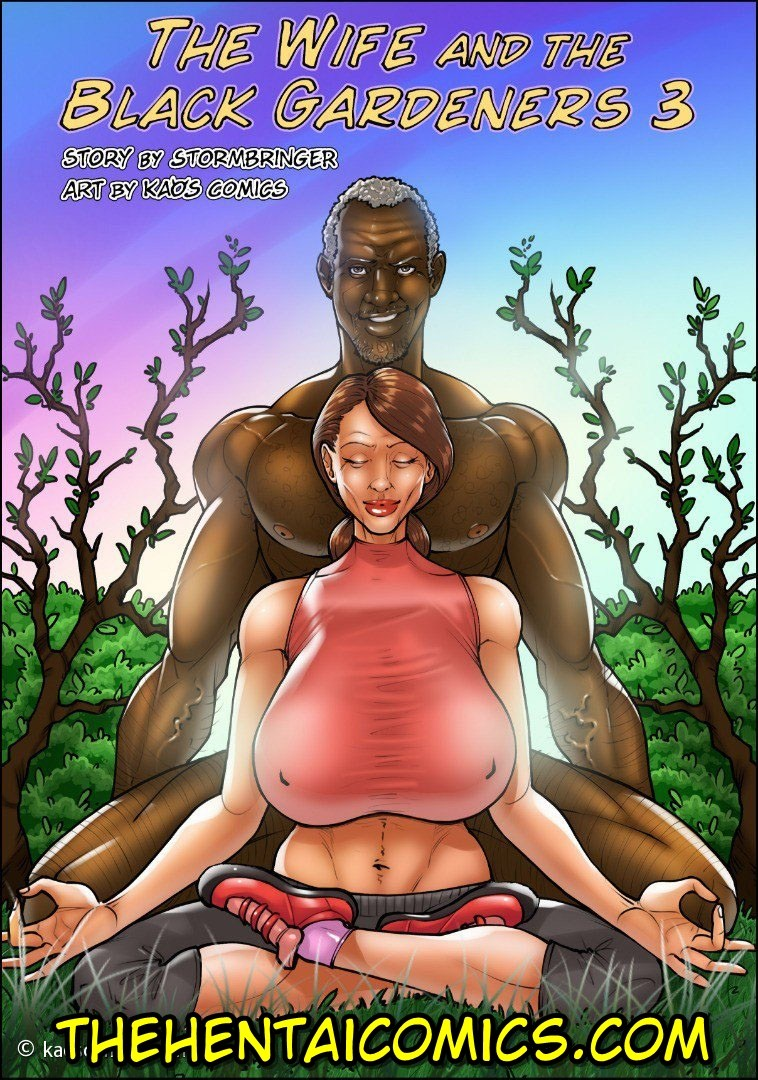 The Wife and the Black Gardeners 3 – Kaos